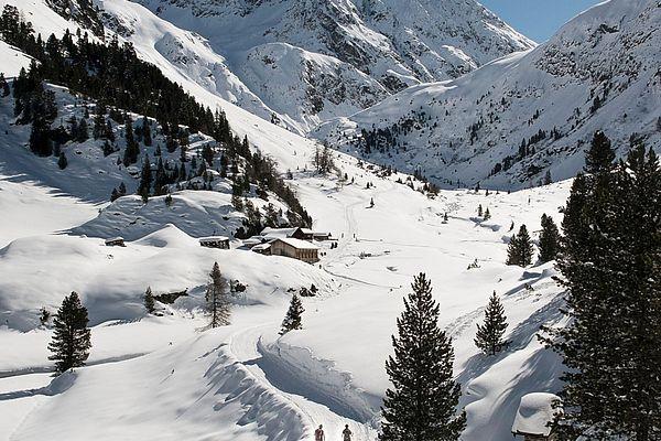 Sulztal im Winter