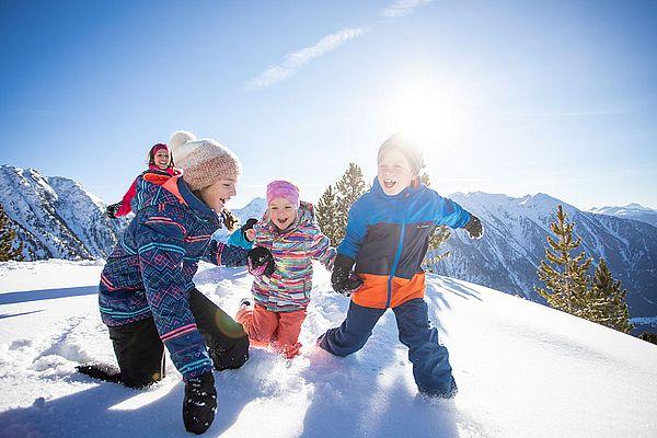 Winterurlaub im Ötztal